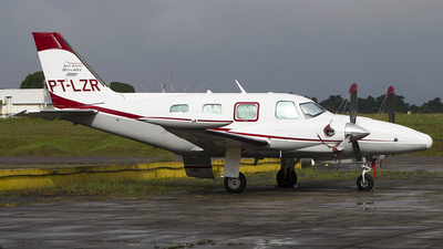 PT-LZR - Piper PA-31T Cheyenne II - Táxi Aéreo Hércules