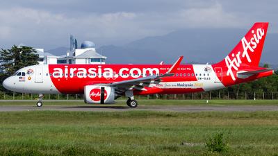 A picture of 9MRAR - Airbus A320251N - AirAsia - © Kody Chin
