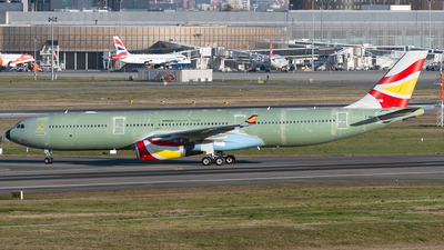 A picture of FWWYH - Airbus A330 - Airbus - © DN280