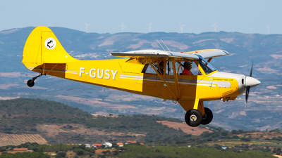 F-GUSY - Aviat A-1B Husky - Private