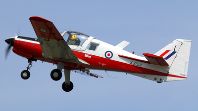 G-GGRR - Scottish Aviation Bulldog T.1 - Private