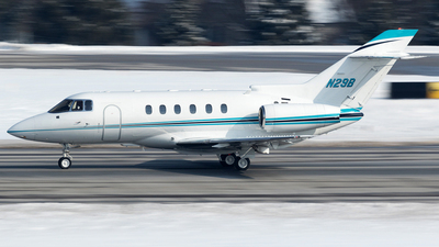 N29B - Raytheon Hawker 800XP - Private