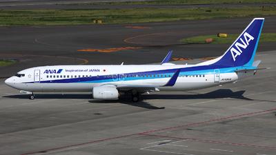 A picture of JA59AN - Boeing 737881 - All Nippon Airways - © Shotaro Shimizu