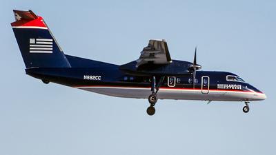 N882CC - Bombardier Dash 8-102 - US Airways Express (CC Air)