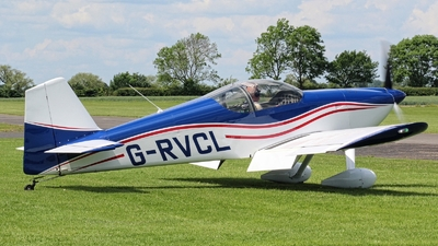 G-RVCL - Vans RV-6 - Private