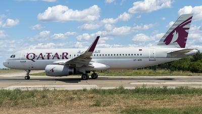 A picture of A7AHS - Airbus A320232 - Qatar Airways - © Loredana Cioclei
