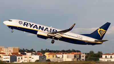 A picture of 9HQDK - Boeing 7378AS - Ryanair - © Daniel Filipe Pereira