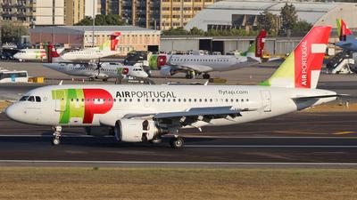A picture of CSTTM - Airbus A319111 - TAP Air Portugal - © José Manuel Gonçalves