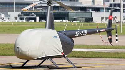 HB-ZTD - Robinson R44 Raven II - Helialpin