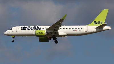 YL-CSE - Bombardier CSeries CS300 - Air Baltic