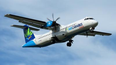 F-OIJK - ATR 72-212A(500) - Air Caraibes simply