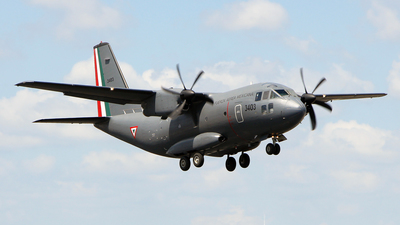 3403 - Alenia C-27J Spartan - Mexico - Air Force