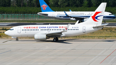 B-5270 - Boeing 737-79P - China Eastern Airlines