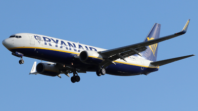 A picture of EIDPC - Boeing 7378AS - Ryanair - © Kamil Hryniewicz