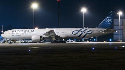 VQ-BQG - Boeing 777-3M0ER - Aeroflot