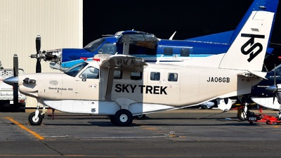 JA06GB - Quest Aircraft Kodiak 100 - Sky Trek