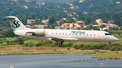 OE-LSC - Bombardier CRJ-200LR - Styrian Spirit
