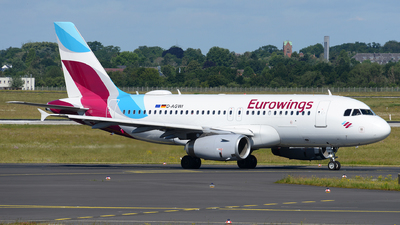 D-AGWI - Airbus A319-132 - Eurowings