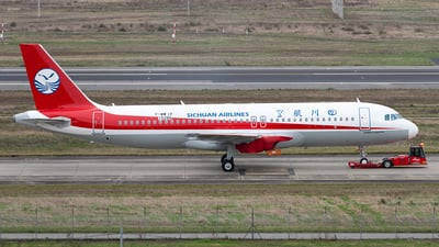 A picture of FWWIP - Airbus A320 - Airbus - © DN280