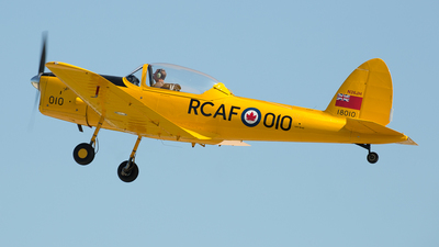 N26JH - De Havilland Canada DHC-1 Chipmunk - Private