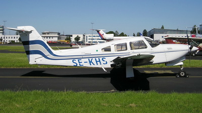 SE-KHS - Piper PA-28RT-201T Turbo Arrow IV - Private