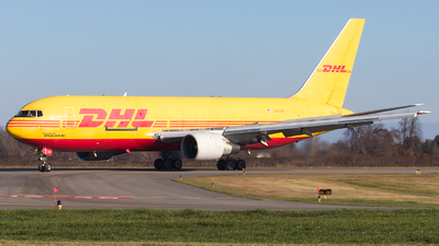 A picture of N651GT - Boeing 767231(BDSF) - DHL - © Alex I.
