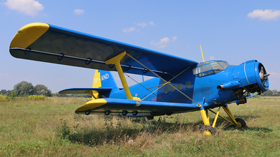 SP-AND - PZL-Mielec An-2 - Aero Club - Polski
