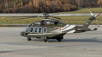 RA-01698 - Agusta-Westland AW-189 - Private