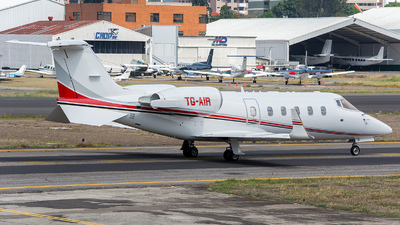 TG-AIR - Bombardier Learjet 31A - Private