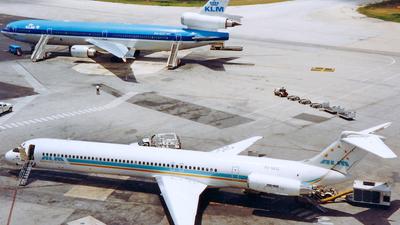 PJ-SEG - McDonnell Douglas MD-82 - ALM Antillean Airlines