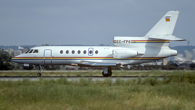 EC-FPG - Dassault Falcon 50 - Gestair Private Jets