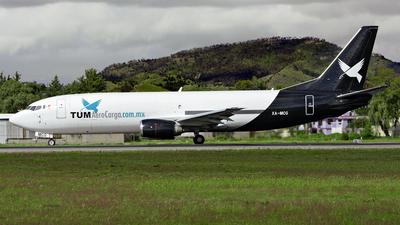 A picture of XAMCG - Boeing 7374Q8(SF) -  - © Alex Zothique