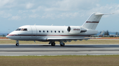 N94BA - Bombardier CL-600-2B16 Challenger 601-3R - Private