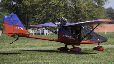 LV-X792 - Rans S-12 Airaile - Aeroclub Firmat