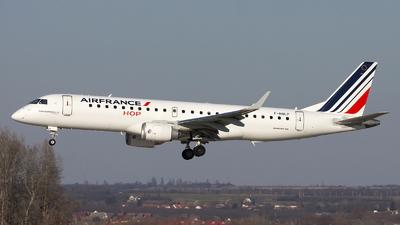 F-HBLP - Embraer 190-100STD - Air France HOP