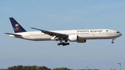 HZ-AK42 - Boeing 777-368ER - Saudi Arabian Airlines