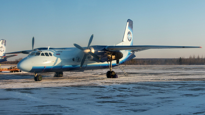 RA-46488 - Antonov An-24RV - Alrosa Airlines