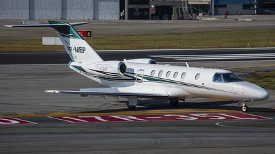 A picture of PPMEP - Cessna 525C CitationJet CJ4 - [525C0059] - © Delta Papa