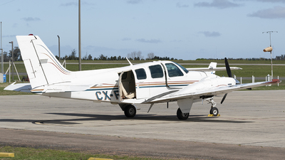 CX-FGM - Beechcraft 58 Baron - Private