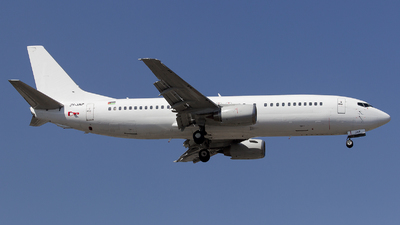 JY-JAP - Boeing 737-46B - Jordan Aviation