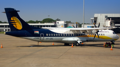 VT-JCL - ATR 72-212A(500) - Jet Airways