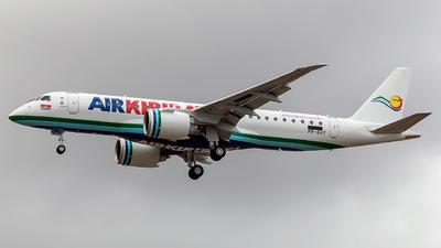 PR-EHT - Embraer 190-300STD - Air Kiribati