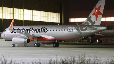 LZ-CMC - Airbus A320-232 - Jetstar Pacific Airlines