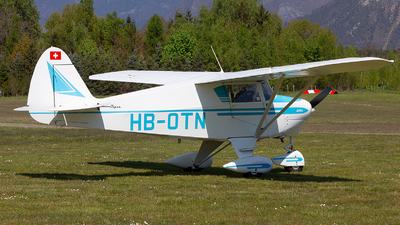 HB-OTN - Piper PA-22-108 Colt - Private