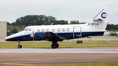 G-NFLA - British Aerospace Jetstream 31 - Private
