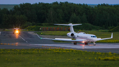 M-INSK - Gulfstream G650 - Private
