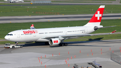 HB-IQQ - Airbus A330-223 - Swiss