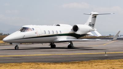 XA-TZI - Bombardier Learjet 60 - Private
