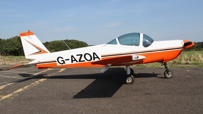 G-AZOA - Bolkow Bo.209 Monsun 150RV - Private