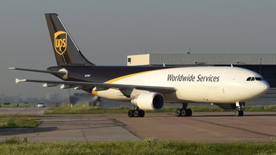 N129UP - Airbus A300F4-622R - United Parcel Service (UPS)